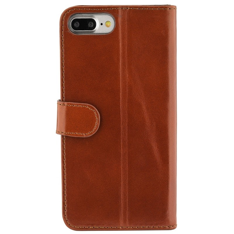 Valenta Booklet Classic Luxe iPhone 8 Plus/7 Plus brown 02
