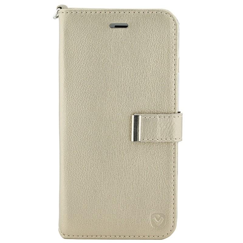 Valenta - Premium Booklet iPhone 8 Plus/7 Plus gold 01