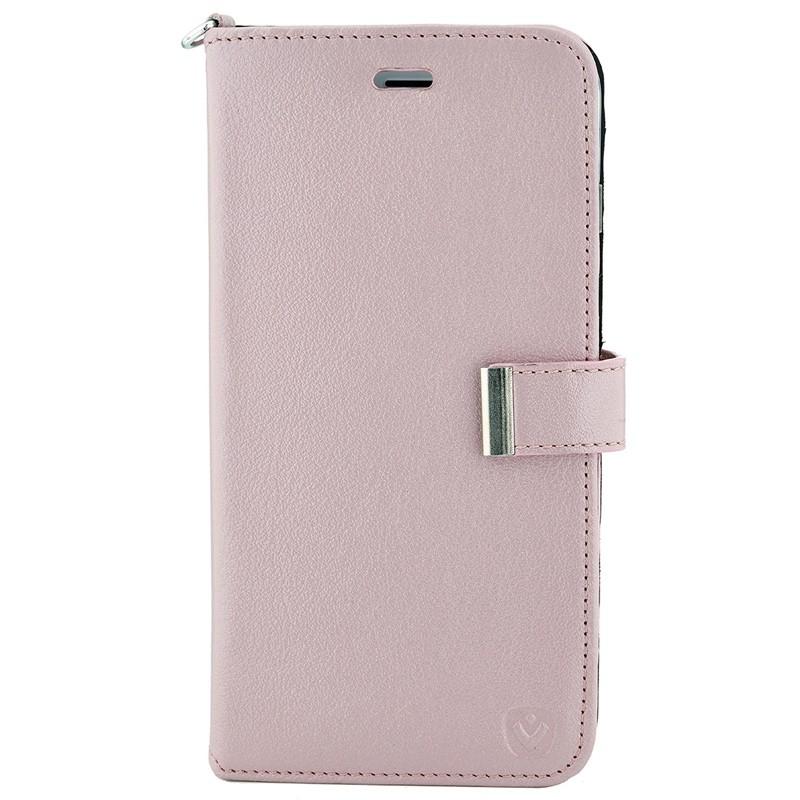 Valenta - Premium Booklet iPhone 8 Plus/7 Plus rose gold 01