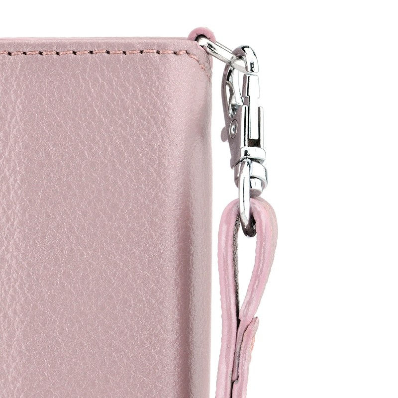 Valenta - Premium Booklet iPhone 8 Plus/7 Plus rose gold 05