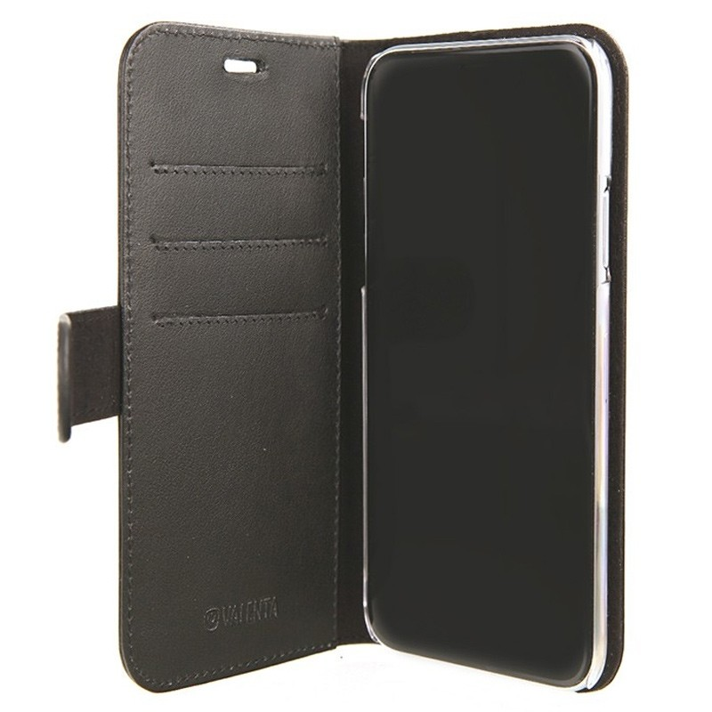 Valenta Booklet Classic Luxe iPhone X/Xs Black - 3
