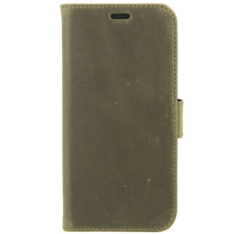 Valena Booklet Classic Luxe iPhone X/Xs Vintage Green - 2