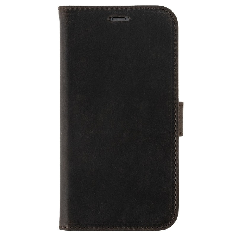 Valenta Booklet Classic Luxe iPhone XR Vintage Brown 01
