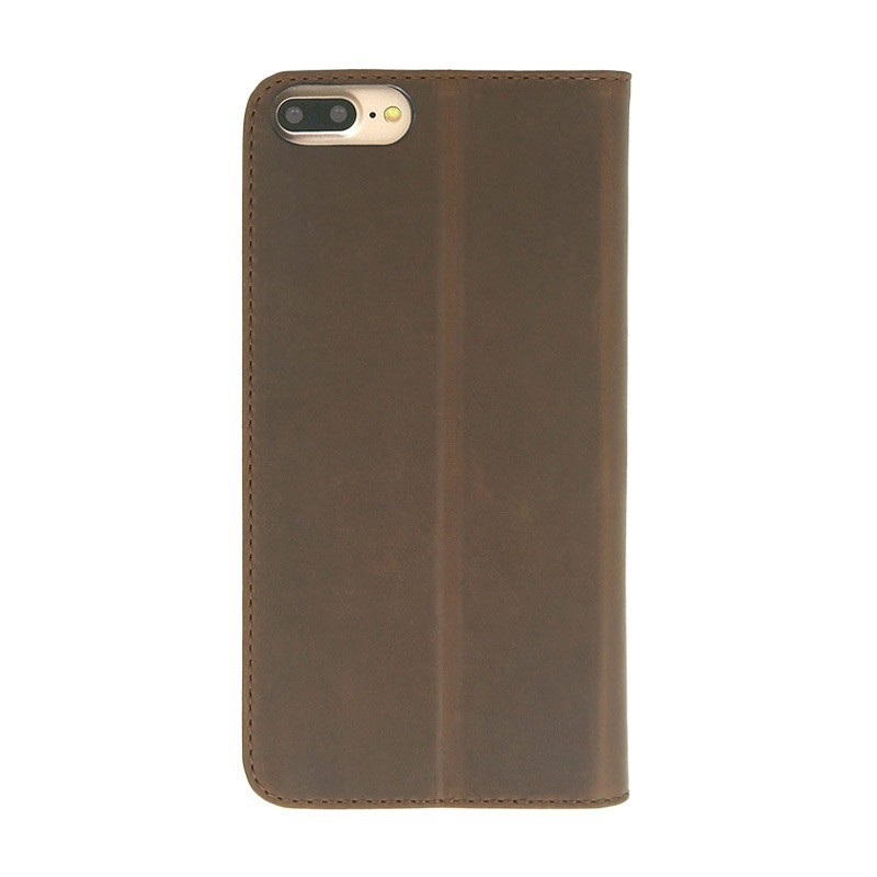 Valenta Booklet Classic Style iPhone 7 Plus Vintage Brown - 3
