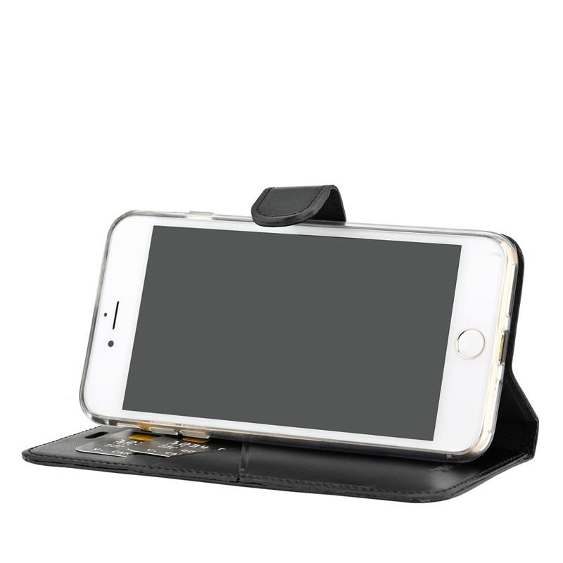 Valenta Premium Booklet iPhone 8 Plus/7 Plus black 04