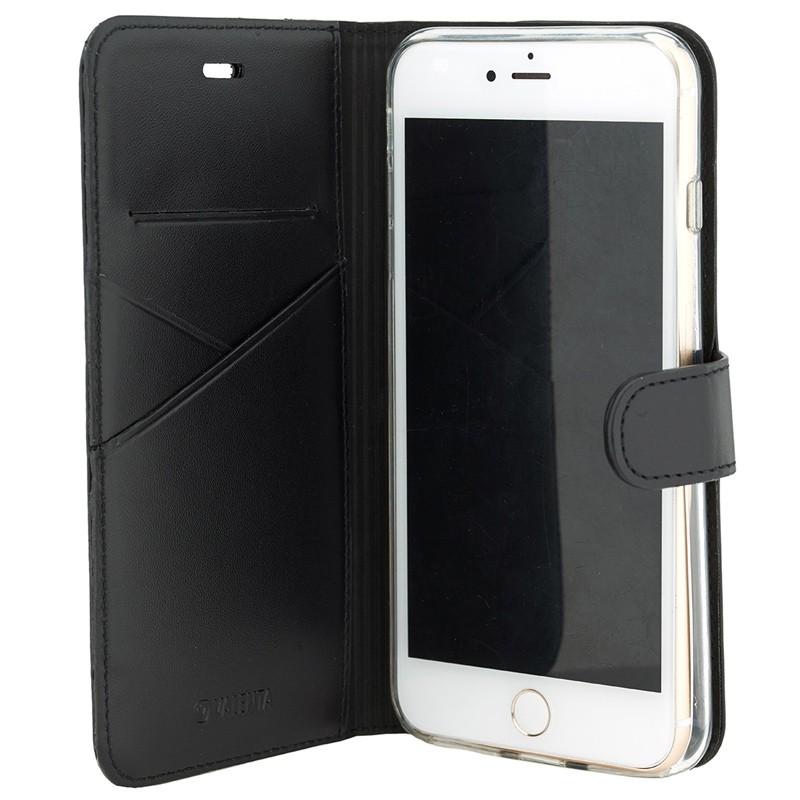 Valenta Premium Booklet iPhone 8 Plus/7 Plus black 03