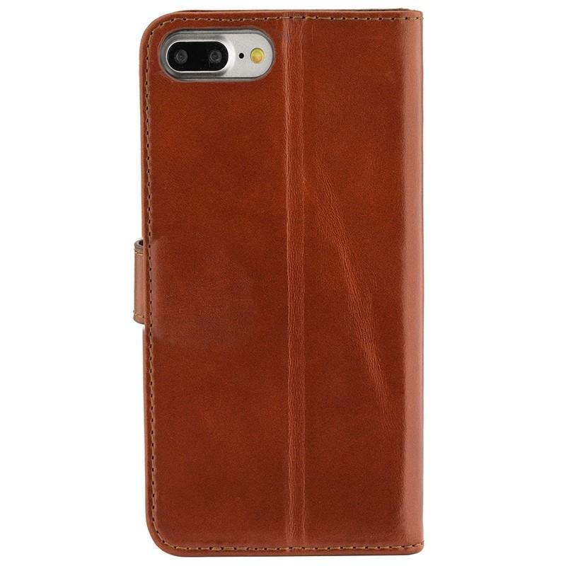 Valenta - Premium Booklet iPhone 8 Plus/7 Plus brown 02