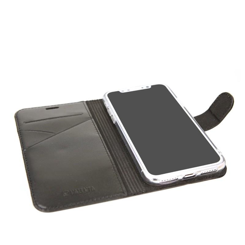 Valenta Booklet Premium iPhone X/Xs Black - 4