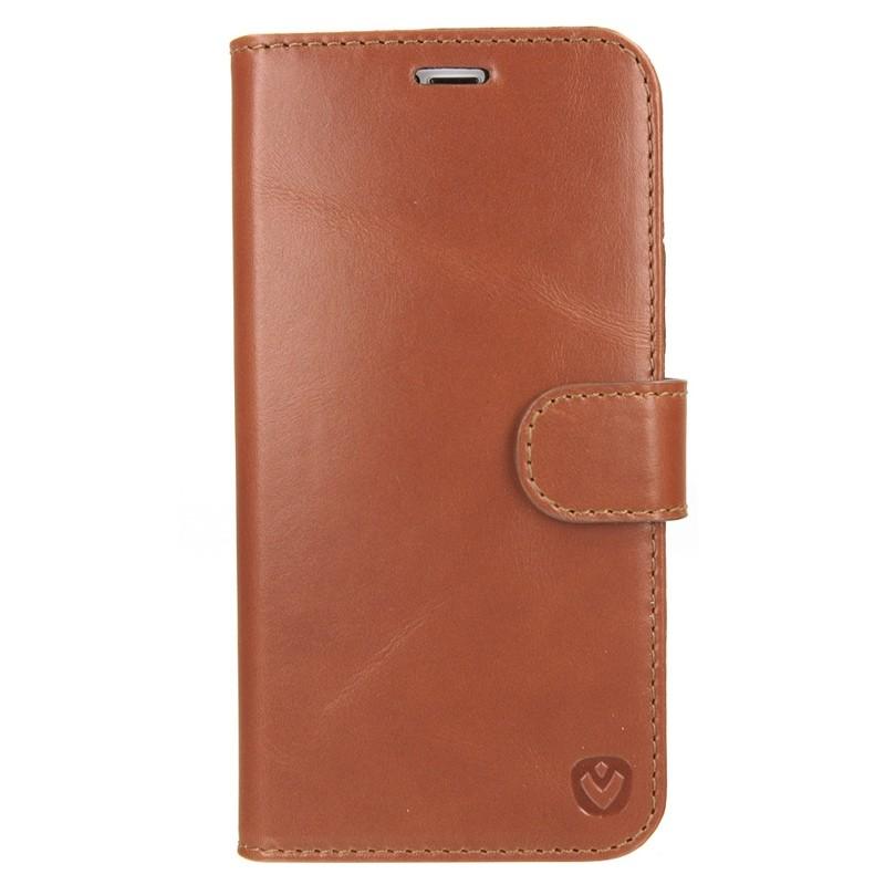 Valenta Booklet Premium iPhone X/Xs Brown - 1