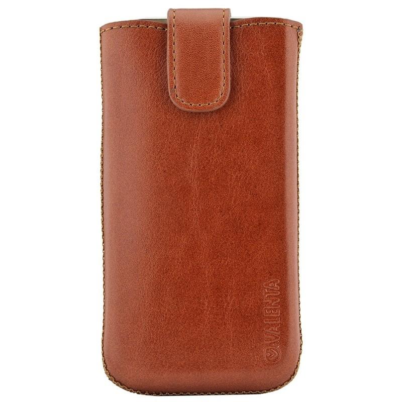 Valenta Lucca Pocket Case iPhone 8/7/6S/6 brown 02