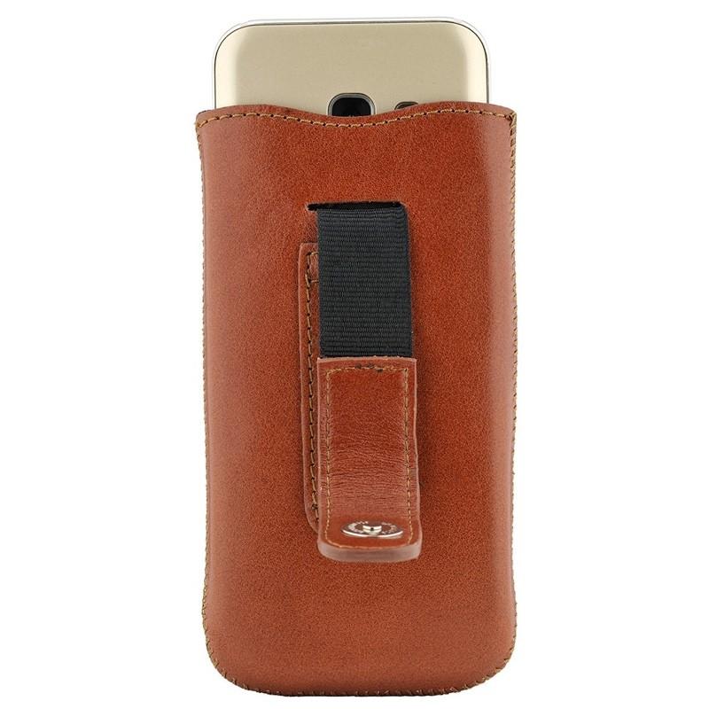 Valenta Lucca Pocket Case iPhone 8/7/6S/6 brown 04