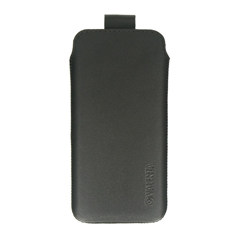 Valenta Pocket Classic iPhone SE (2020)/8/7/6s/6 Black - 1