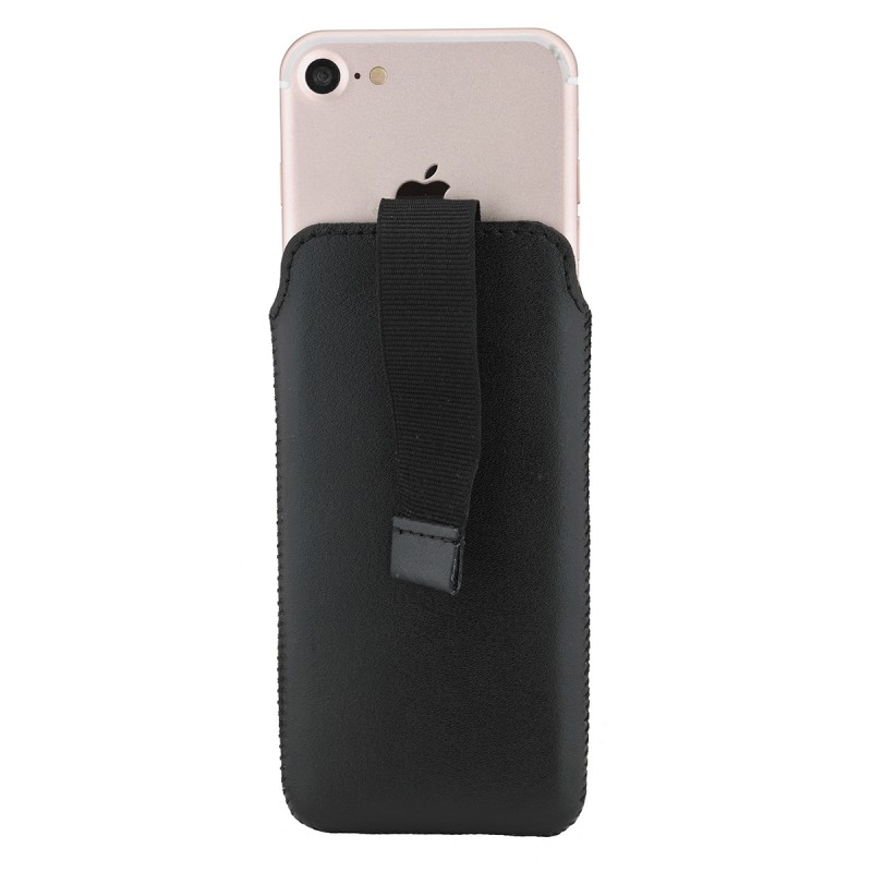 Valenta Pocket Classic iPhone 8/7/6s/6 Black - 4