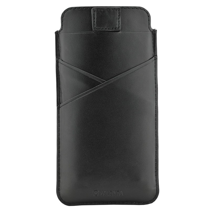 Valenta Pocket Classic Premium iPhone X/Xs Black - 1