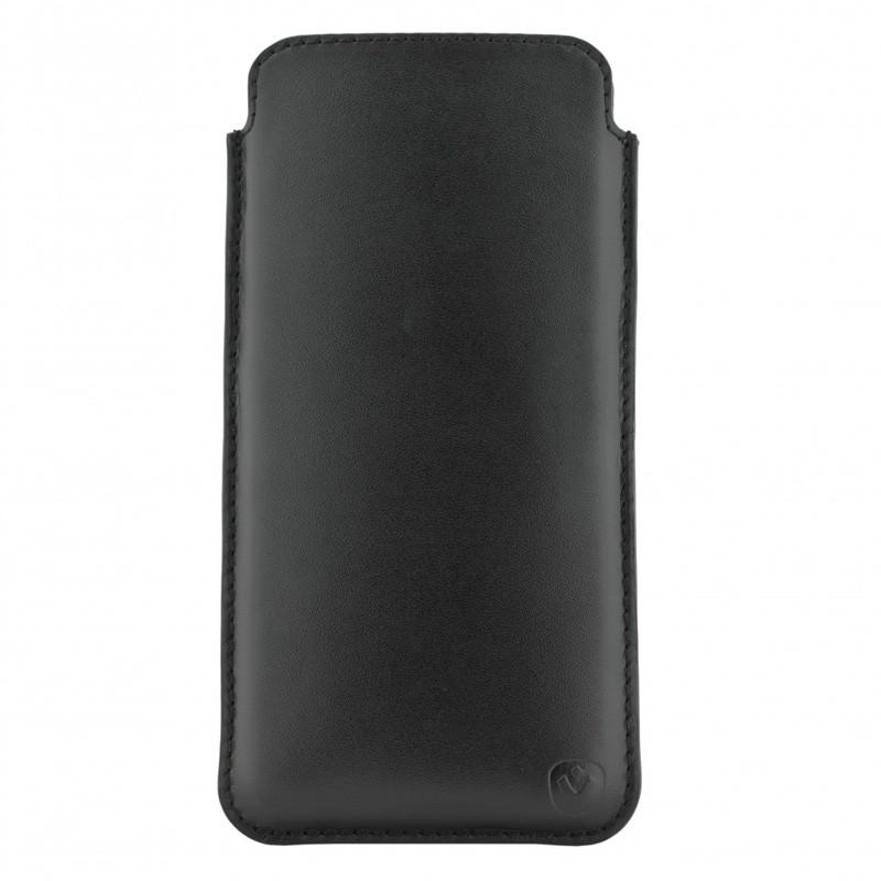 Valenta Pocket Premium iPhone XR Sleeve Zwart - 2
