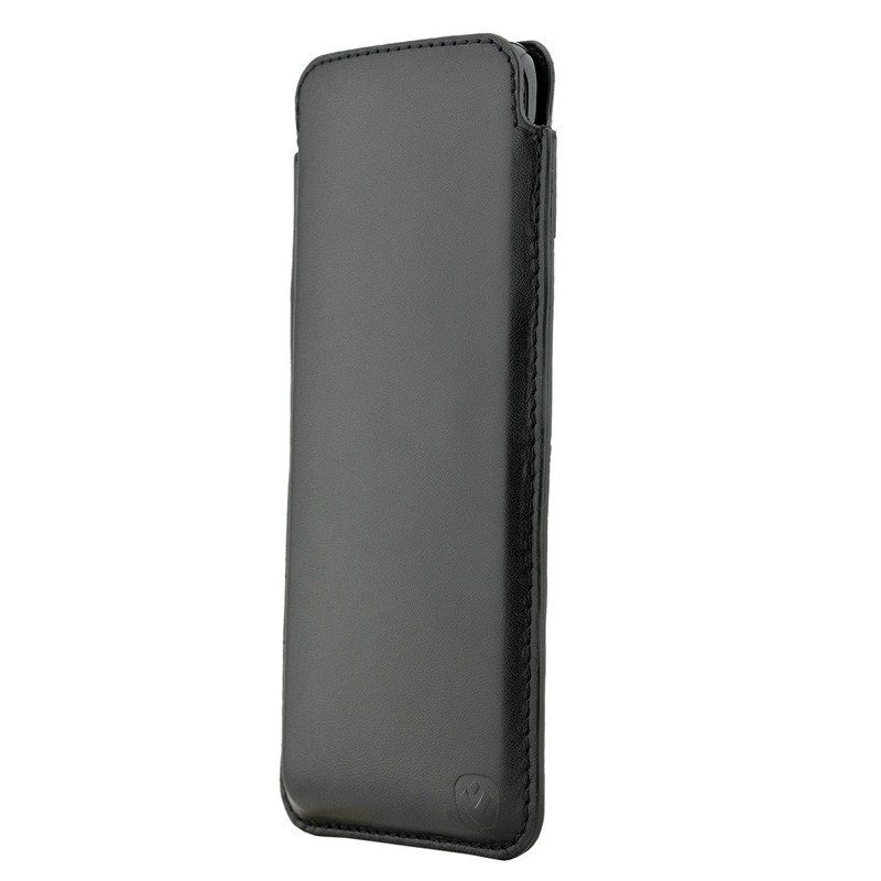 Valenta Pocket Premium iPhone XR Sleeve Zwart - 3