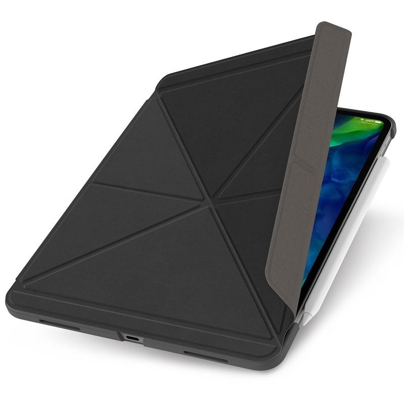 Moshi VersaCover iPad Pro 11 inch (2021/2020/2018) Zwart - 1