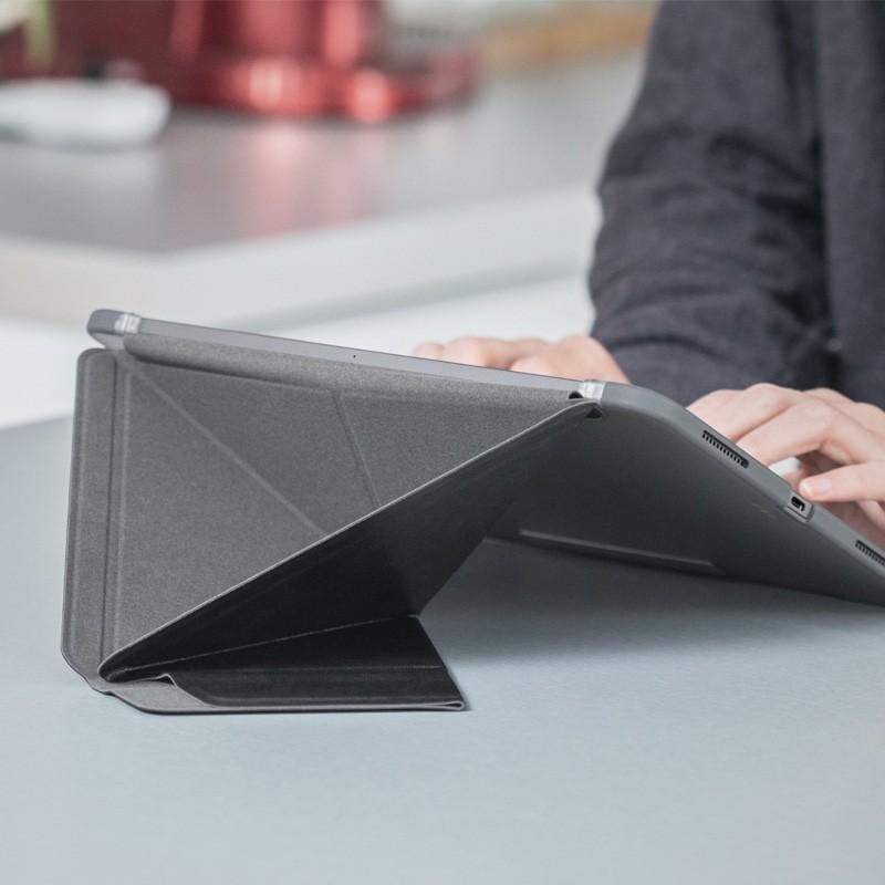 Moshi VersaCover iPad Pro 11 inch (2021/2020/2018) Zwart - 4