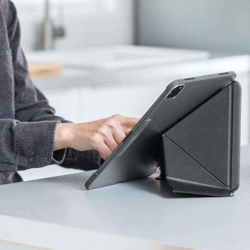 Moshi VersaCover iPad Pro 11 inch (2021/2020/2018) Zwart - 3