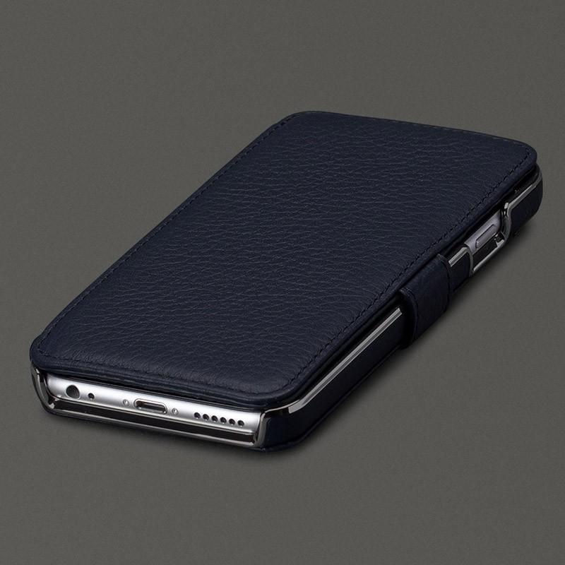 Sena Wallet Book Classic iPhone 6/6S Plus Navy 01
