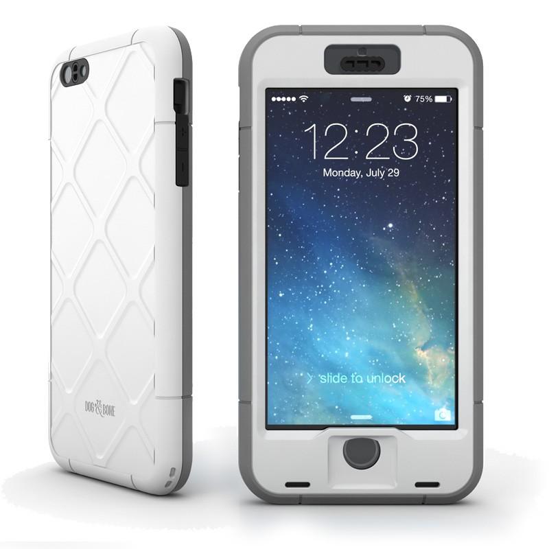 Dog and Bone Wetsuit Phone 6 Plus White - 1