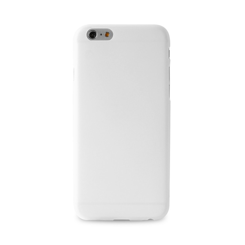 Puro UltraSlim Backcover iPhone 6 Plus White - 1