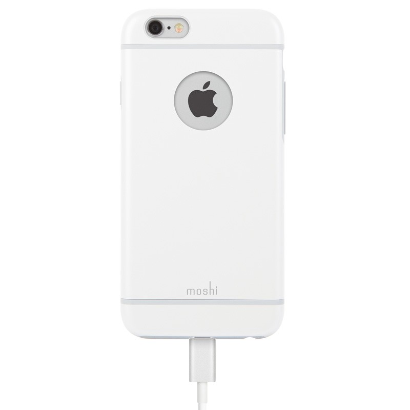 Moshi iGlaze iPhone 6 White - 3