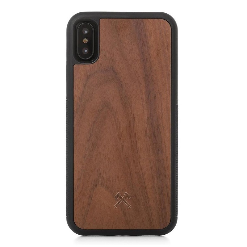 Woodcessories EcoBump iPhone X/Xs Walnut - 1