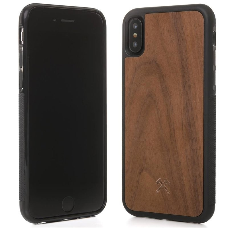 Woodcessories EcoBump iPhone X/Xs Walnut - 3