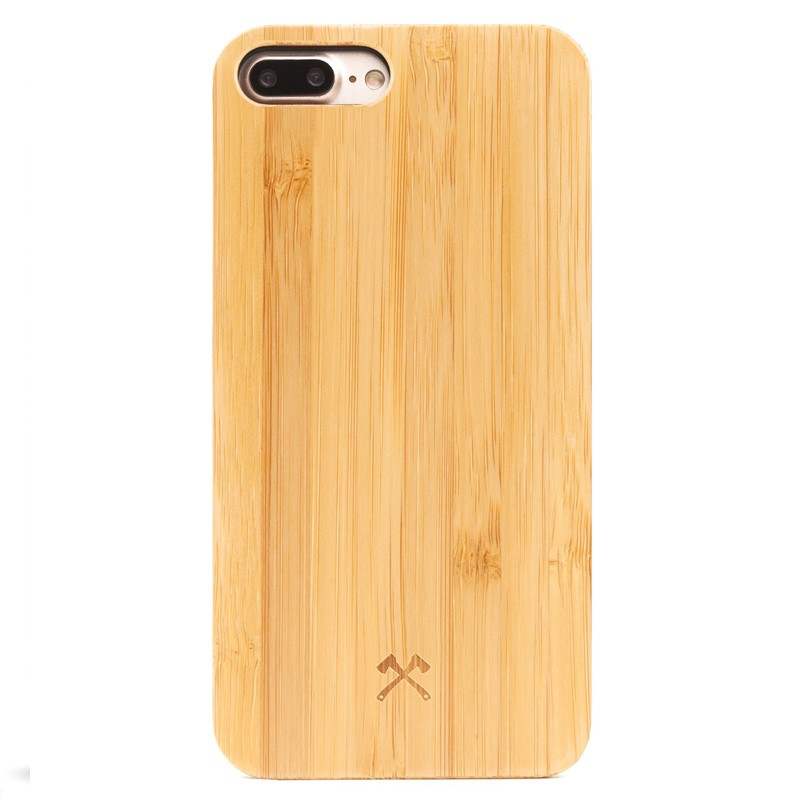 Woodcessories - EcoCase Classic iPhone 7 Plus Bamboo 01