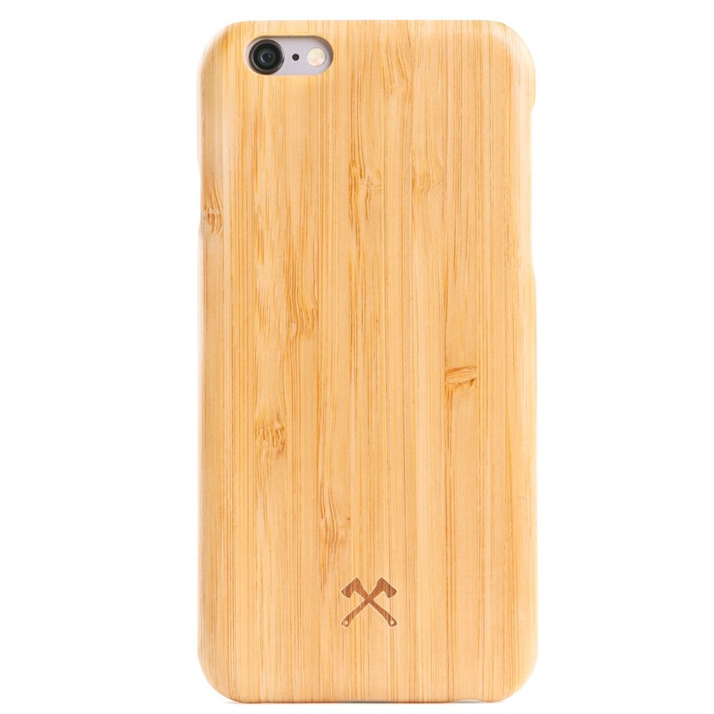 Woodcessories - EcoCase Kevlar iPhone 7 Bamboo 02