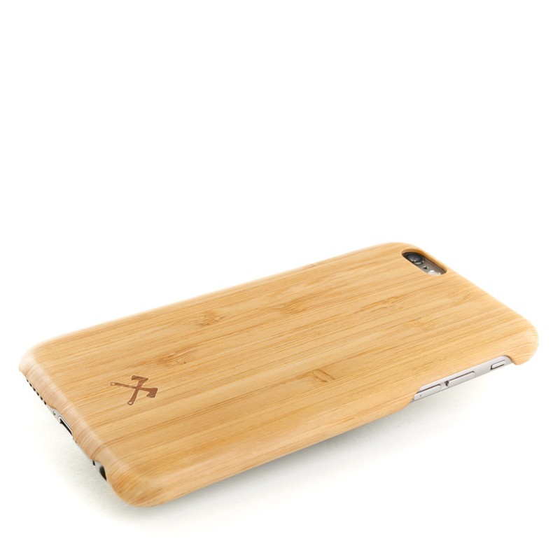 Woodcessories - EcoCase Kevlar iPhone 7 Bamboo 06