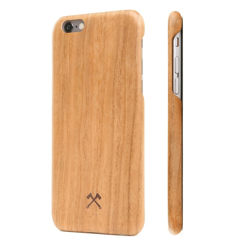 Woodcessories - EcoCase Kevlar iPhone 6/6S Cherry 02