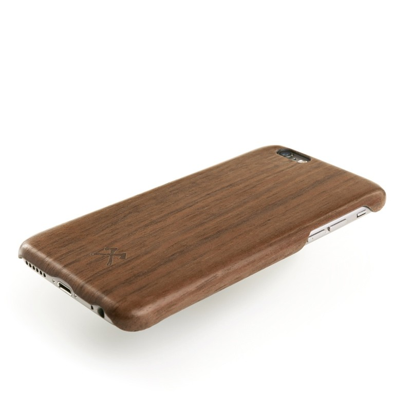 Woodcessories - EcoCase Kevlar iPhone 6/6S Walnoot 06