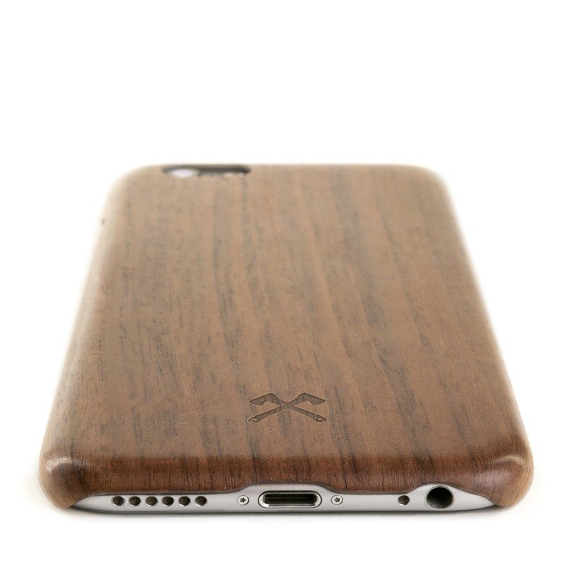 Woodcessories - EcoCase Kevlar iPhone 6/6S Walnoot 07