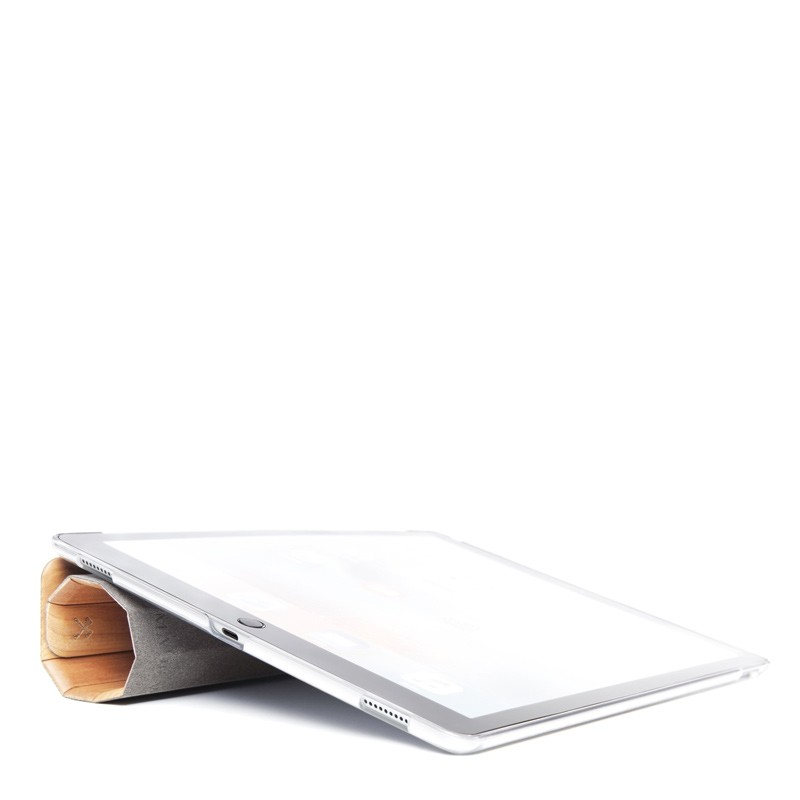 Woodcessories - EcoGuard iPad Pro 12,9 Cherry 03
