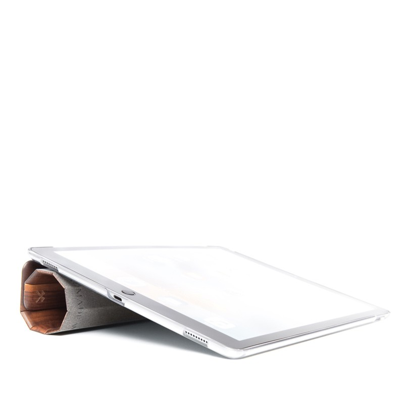 Woodcessories - EcoGuard iPad Pro 12,9 Walnoot 02
