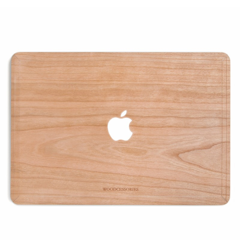 Woodcessories - EcoSkin Apple MacBook 12 inch Cherry 03