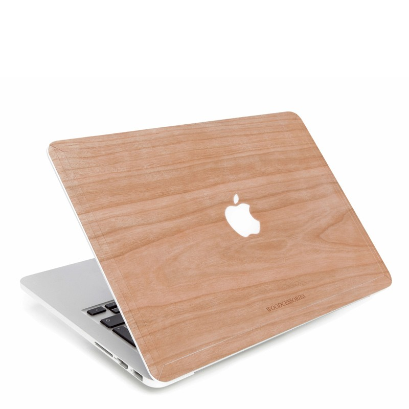 Woodcessories - EcoSkin Apple MacBook 12 inch Cherry 02