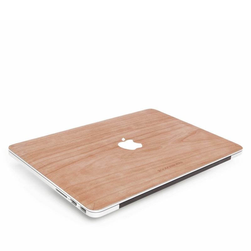 Woodcessories - EcoSkin Apple MacBook 12 inch Cherry 04