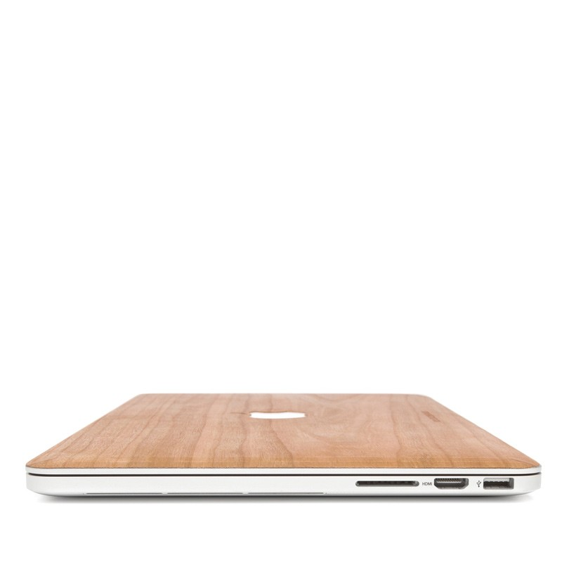 Woodcessories - EcoSkin Apple MacBook 12 inch Cherry 01