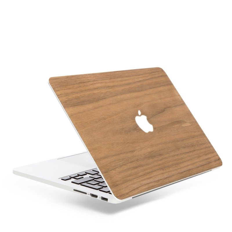Woodcessories - EcoSkin Apple MacBook 12 inch Walnut 02