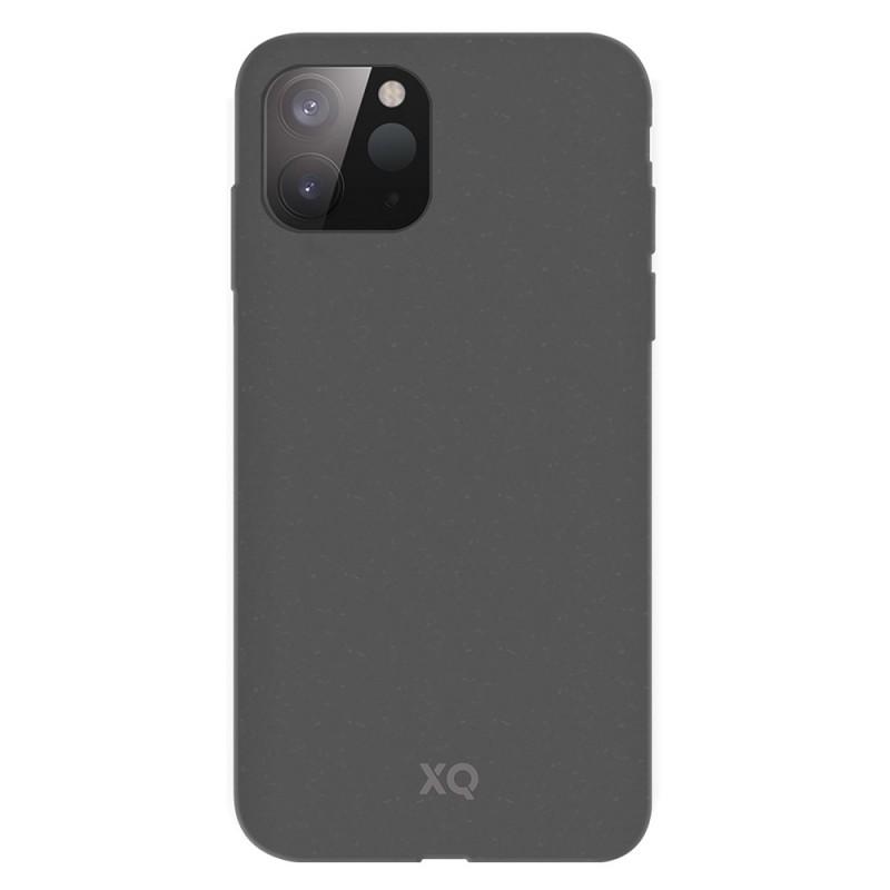 Xqisit Eco Flex Case iPhone 12 / 12 Pro 6.1 Grijs - 1