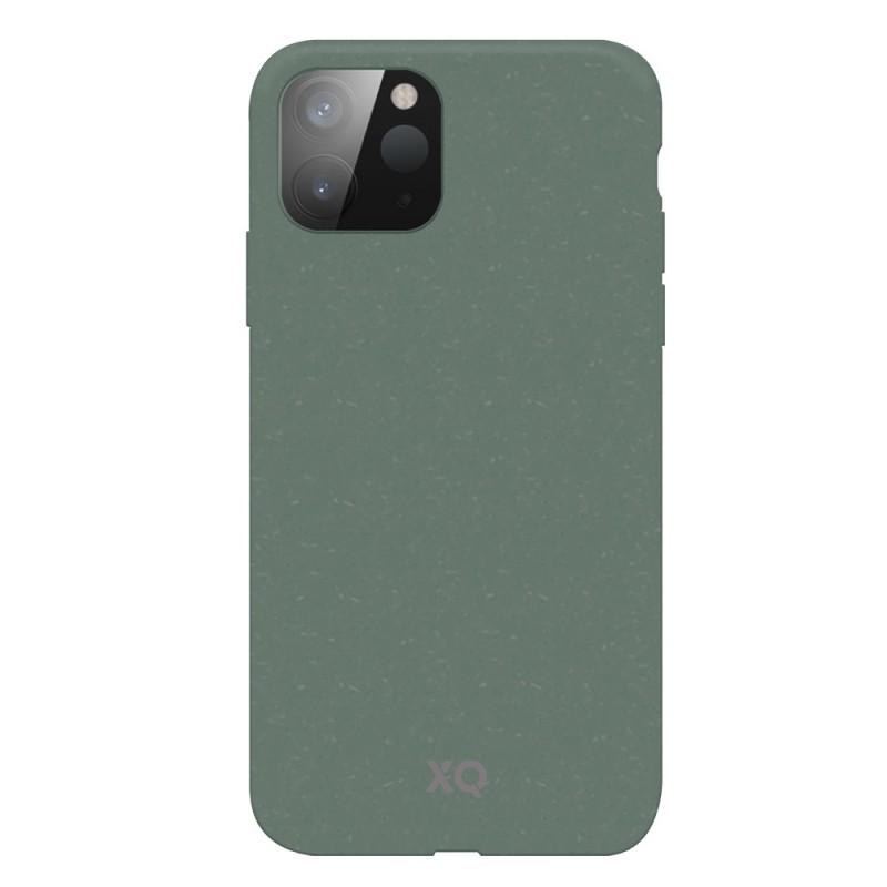 Xqisit Eco Flex Case iPhone 12 / 12 Pro 6.1 Groen - 1