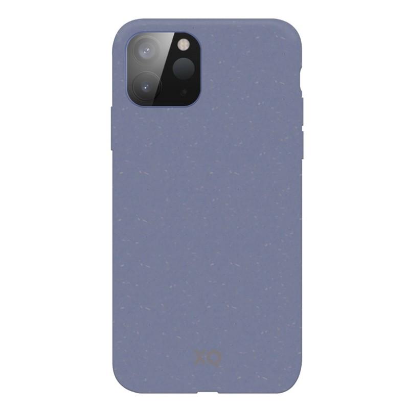 Xqisit Eco Flex Case iPhone 12 / 12 Pro 6.1 Blauw - 1