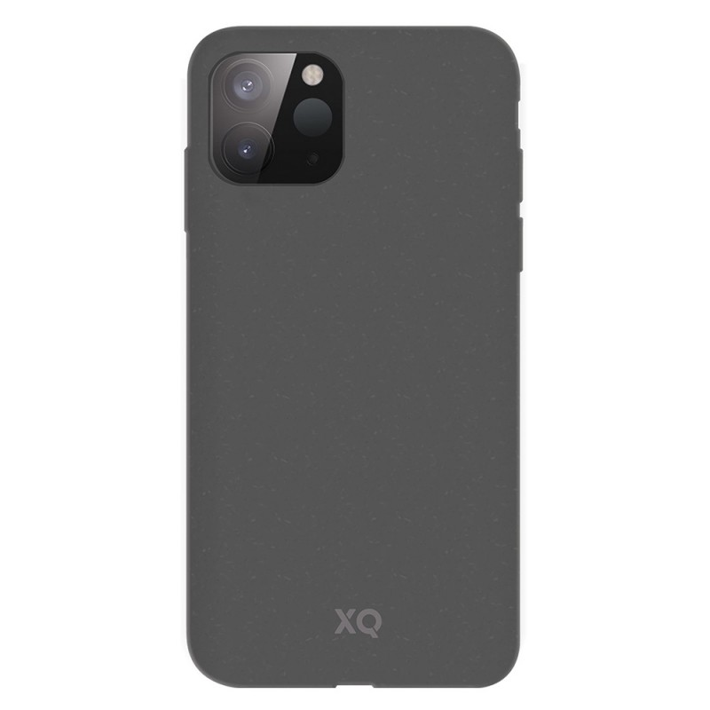 Xqisit Eco Flex Case iPhone 12 Mini Grijs - 1