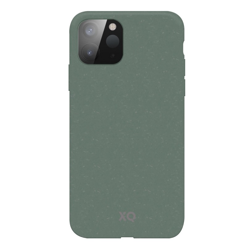 Xqisit Eco Flex Case iPhone 12 Mini Groen - 1
