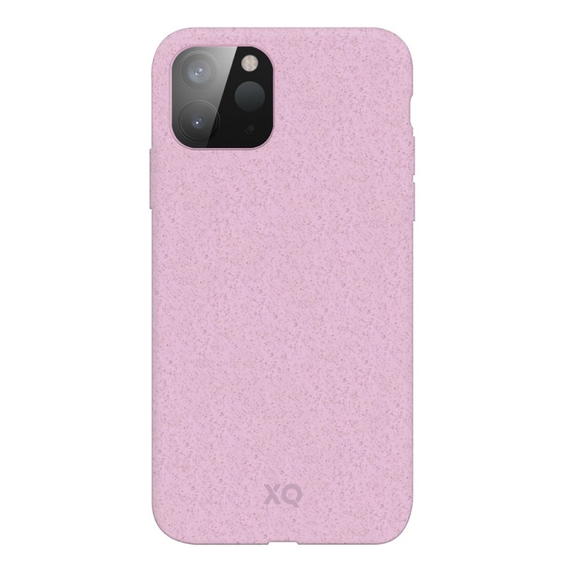 Xqisit Eco Flex Case iPhone 12 Mini Roze - 1
