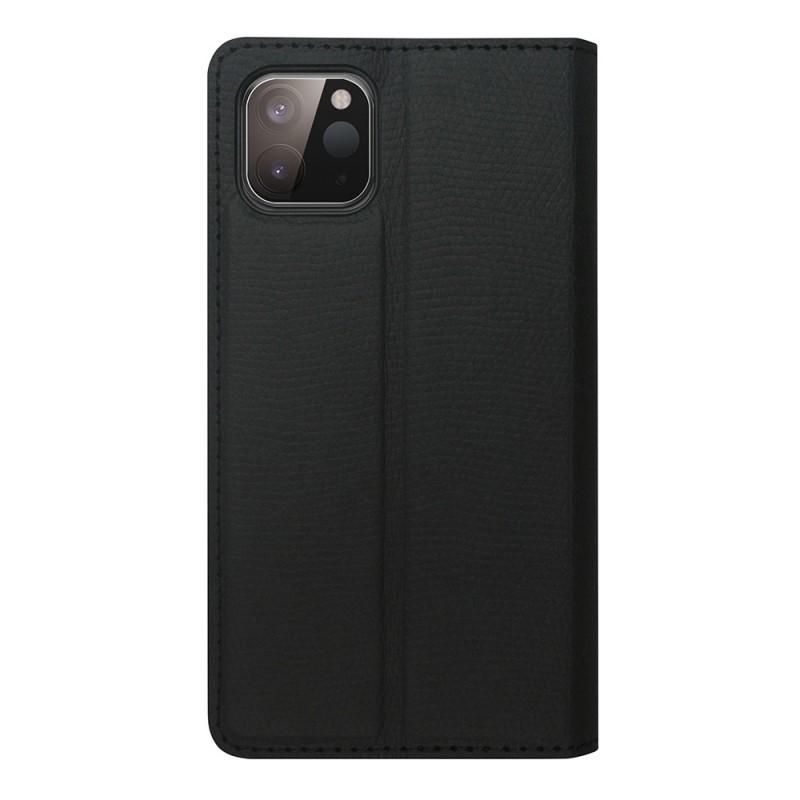 Xqisit Eco Wallet Hoesje Phone 12 Pro Max Zwart - 3