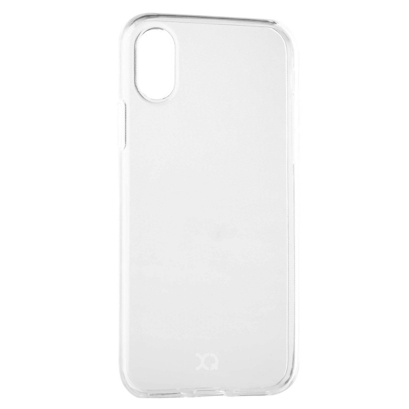 Xqisit FlexCase Transparant iPhone XR Hoesje Transparant 04
